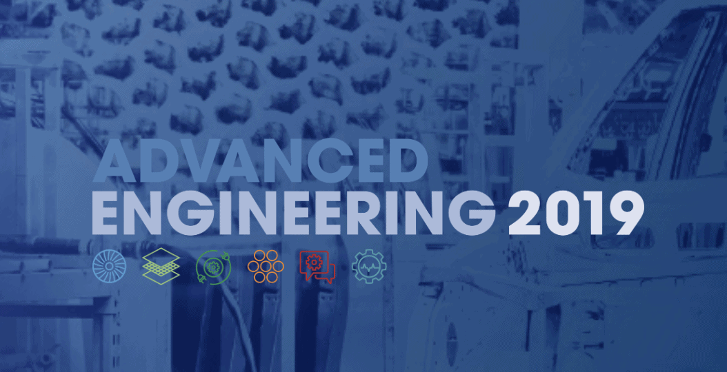 Are you attending Advanced Engineering 2019?