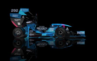 Announcement: Partnership with Oxford Brookes Racing 2020