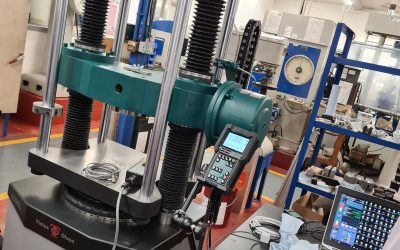 New Tensile Testing Machine : THE REVEAL