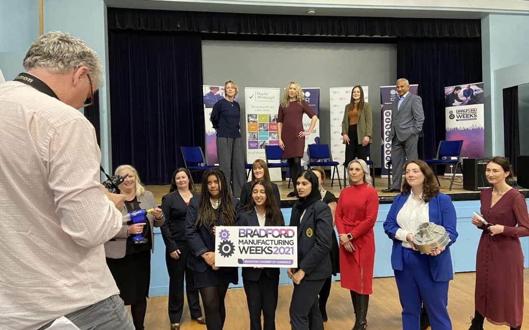 Bradford Manufacturing Weeks 2021 – Women in Manufacturing