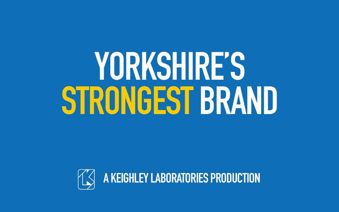 Yorkshires Strongest Brand 2021